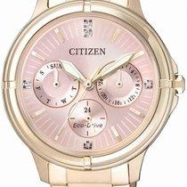Citizen Elegant Eco Drive Damenuhr FD2033-52W