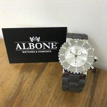Chaumet Class One Diamonds Quartz Watch Only 33mm Rubber