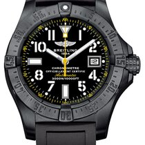 Breitling Avenger Seawolf Blacksteel LIMITED 1.000 pieces