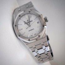 Audemars Piguet Royal Oak Ladies Stainless Steel 37mm Watch