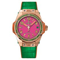 Hublot Big Bang Pop Art King Gold