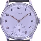 Cyma Mans Wristwatch oversized