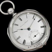 Waltham 1861 American Watch Co. Waltham Appleton Tracy Civil...