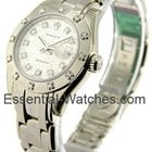 Rolex Unworn Lady's White Gold Masterpiece