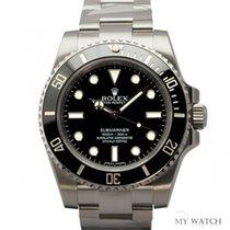 ロレックス (Rolex) Rolex Oyster Perpetual No Date Submariner 114060...