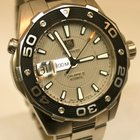 TAG Heuer Aquaracer 500m Cablire 5 Automatic SS 43mm Watch