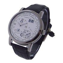 A. Lange & Söhne 116.039 Lange 1 Timezone Mens Manual in...