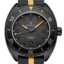 Eterna Super KonTiki Black Limited edition