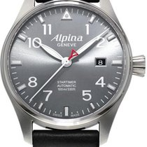 Alpina Geneve Startimer Automatic AL-525G3S6 Herren Automatiku...