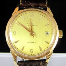 Juvenia Automatic Vintage 18K Solid Rose Gold