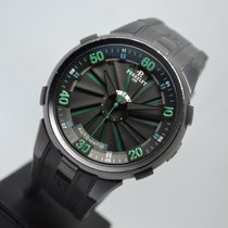 Perrelet Turbine 50mm Green Black DLC with LC EU Papers