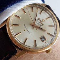 Omega Pink gold plated Omega Constellation Automatic Automatik