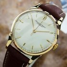 IWC International Watch Co 18k Solid Gold Swiss Men's...
