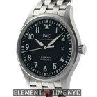 IWC Pilot Collection Mark XVIII Stainless Steel On Bracelet...