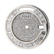 Rolex Day-Date 36mm Diamond Set Custom Dial