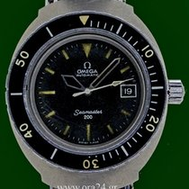 Omega Seamaster 200 Vintage 41mm 1970 Rare Cal 1002