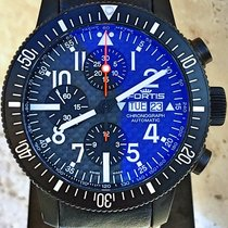 Fortis B-42 Official Cosmonauts Automatic Chronograph 638.28.7...