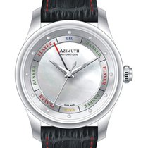 Azimuth Round-1 Grand Baccarat Game Watch Mens Entry Mother Of...