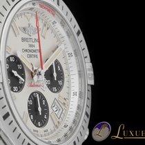 Breitling Chronomat 44 Airborne Black/White Edelstahl 44mm