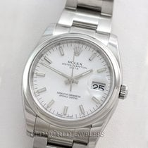 Rolex Date Ref 115200 Stainless Steel
