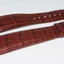 愛彼 (Audemars Piguet) CROCO Lederband,braun 24/18 mm