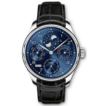 IWC Portuguese Perpetual Calender Double Moon IW503401