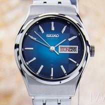 Seiko Lady Stainless Steel Vintage Watch Pristine Condition...