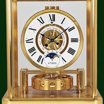 Jaeger-LeCoultre Atmos Classique Phases De Lune Clock  NEW...
