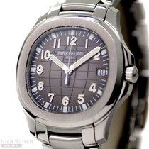 Patek Philippe Aquanaut Jumbo Size Ref-5167A-001 Stainless...