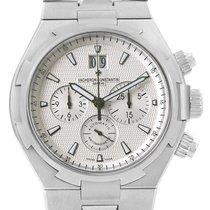 Vacheron Constantin Overseas Chronograph Steel Mens Watch...