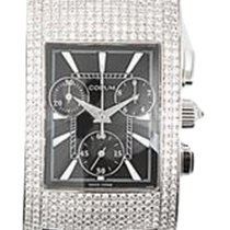 Corum 196.540.69/0000FM66 Moonlight with Chronograph in White...