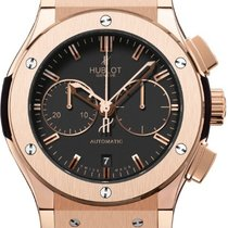Hublot 521.OX.1180.LR Classic Fusion 45mm in Rose Gold - on...