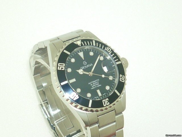 Revue Thommen Grovana Diver 300 Automatic