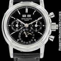 Patek Philippe 5004p Platinum Split Second Chronograph...