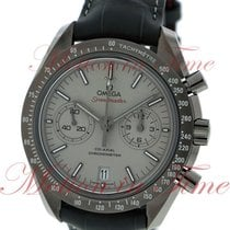 "Omega Speedmaster Moonwatch Co-Axial Chronograph ""Grey..."