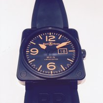 Bell & Ross BR 01 96 ORANGE limited edition