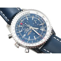 Breitling A2432212|C651|746P|A20BA.1 NAVITIMER WORLD 46MM...