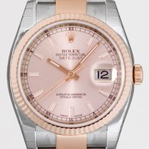 Rolex [NEW] Oyster Perpetual Datejust 116231 Pink dial 36mm