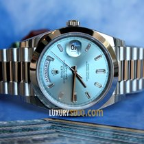 Rolex Oyster Perpetual Day-Date 40mm Platinum