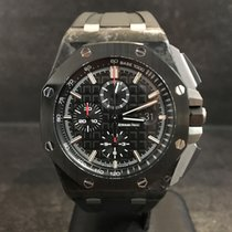 Audemars Piguet Royal Oak Offshore Carbon 44mm Chronograph