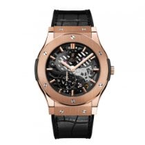 Hublot [NEW] Classic Fusion Ultra-Thin Skeleton 45mm 515.OX.01...