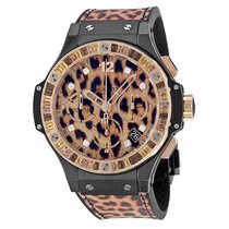 Hublot [NEW] Big Bang Chrono Leopard Unisex 341.cp.7610.nr.1976