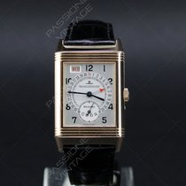 Jaeger-LeCoultre Reverso day date rose gold full set