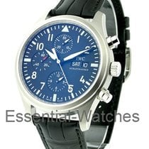 IWC Classic Pilots Automatic Chronograph