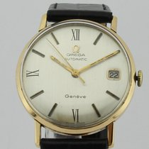 Omega Classic Vintage Automatic 18K Gold