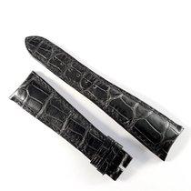 Girard Perregaux 22 / 16 mm black  Alligator leather strap