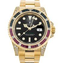 Rolex Watch GMT Master II 116758 SARU