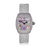 Franck Muller CURVEX FULL DIAMONDS PAVE