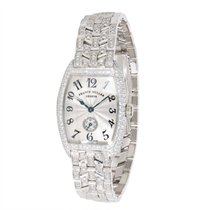 Franck Muller Curvex 1750 S6 PM D Women's Watch in 18K...