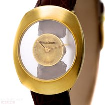 Jaeger-LeCoultre Vintage Mysterieuse 18k Yellow Gold Bj-1965